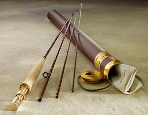 Equipment fly fishing for beginners for Beginner fishing rod