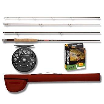 Redington rod reel package fly fishing for beginners for Fly fishing rods for beginners